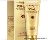 Creme hidratando de consolidação de creme da limpeza da face de Bioaqua do Anti-Enrugamento do limpador facial do caracol