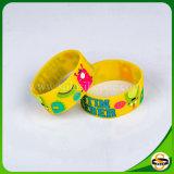 Mischungs-Farben-fördernde Silikon-Armbänder