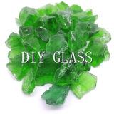 Kleurrijk Gerecycleerd Verpletterd Glas