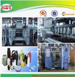 Botella de plástico extrusión automático máquina de moldeo por soplado y máquina de moldeo por soplado