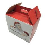 Het Kerstmis Golf Verpakkende Aangepaste Vakje van het Document