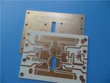 Máscara de Solda branca da placa de circuito do PCB do teste de confiabilidade da base de alumínio