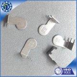 精密ミラーの装飾のための部品を押す磨かれた鋼鉄金属の棚ブラケット