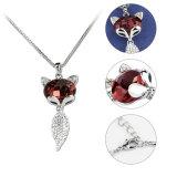Горячая продавая кристаллический привесная цепь свитера ожерелья