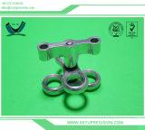 Aluminium polnische CNC Drehen-Maschinen-Teile