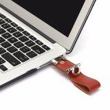 휴대용 가죽 USB 3.0 저속한 드라이브 OTG 펜 드라이브 64GB/32GB/16GB/8GB 고속 USB 섬광 드라이브