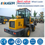 Eougem 2018 Small /Payloader ruedas Mini con Ce (ZL12F)