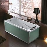 La opción Color rectángulo de diseño para la bañera de masaje