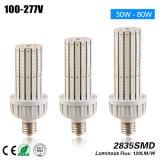 80W LED 옥수수 전구는 승인된 250W 금속 할로겐 세륨 RoHS를 대체한다