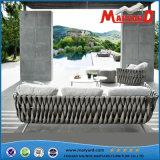 Садовая мебель веревки из тончайшего алюминия садовой мебелью диван,