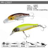 Pr-L3507 angepasst, harte Minnow-Plastikfischen-Köder verschiebend