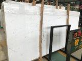 Лучше всего карьер чистого камня нового греческого Volakas белые мраморные плиты