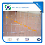 2.5mm/2.0mm 필드 담 또는 가축 담 아연 코팅 200-250G/M2