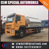 336HP HOWO 아스팔트 살포 트럭, 도로 정비를 위한 가연 광물 디스트리뷰터 트럭