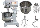 De alta velocidad comercial 3~5kg mezclador planetario eléctrico de 20 litros mezclador planetario el planetario de la industria panificadora mezclador mezclador de pastel