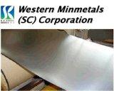 서쪽 Minmetals에 지르코늄 격판덮개