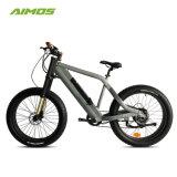 1000W de matières grasses de la neige des pneus vélo électrique avec les pédales