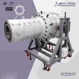 Belüftung-Rohr-Produktionszweig/Plastikdoppelschraubenzieher (vertikales Getriebe)