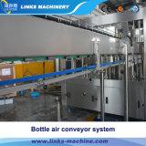 Pequeña fábrica 3 en 1 botella de plástico de la máquina de llenado de agua