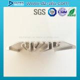 Aangepast Aluminium 6063 T5 T6 Profiel voor het Frame van de Voordeur van de Winkel