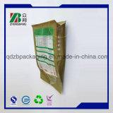 Saco de empacotamento plástico da alimentação animal para o empacotamento de alimento do cão