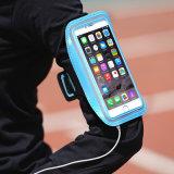 Os mais recentes produtos fita desportiva para o braço de Bolsa à prova de saco de telefone executando o desporto Banda do Braço do saco de Pulso Saco de telemóvel