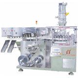 Alta velocidade máquina de embalagem totalmente automático para a farinha de trigo/ Pó de Milho