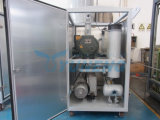 Zj transformador da série com a porta da unidade de bombeamento de Vácuo