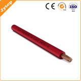 Capa de PVC com isolamento de PVC cobre a construção de fio eléctrico