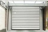 Turbo-Tür für Kaltlagerung