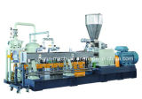 対ねじ押出機のプラスチック粒状になる機械プラスチック機械装置