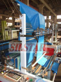 C-laminación máquina de hacer de la bolsa de plegado