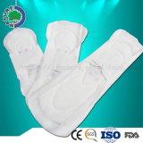 Fournisseur mou bon marché de serviettes hygiéniques de coton en Chine