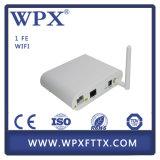 FTTH de Epon WiFi 1FE ONU módem Epon ONU para la red de fibra óptica