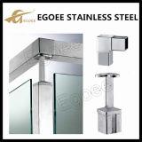 Parentesi di vetro del corrimano dell'acciaio inossidabile 304 in balaustre
