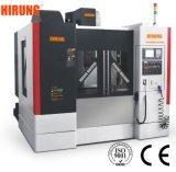 O centro de máquina vertical de nível elevado o mais popular do CNC 2017, máquina de trituração do CNC (EV850L)