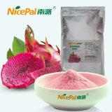 Polvere secca del succo di frutta del drago per il tè della bolla