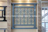 Balustrade en acier galvanisée résidentielle décorative 30 de balcon de qualité de Haohan