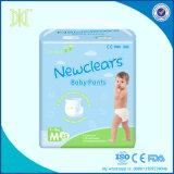 La formation pour adultes de bébé d'incontinence mince de Panty 360 halète la couche-culotte Etats-Unis