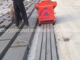 Machine contrainte d'avance de poutre en double T de machine de fléau de pilier