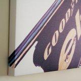 Изготовленный на заказ печатание фотоего холстины качества с или без рамки