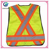 Standard 100% Polyester Reflective Clothing Safety Vest