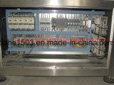 Máquina de rellenar del polvo rotatorio con la pesa de chequeo en línea