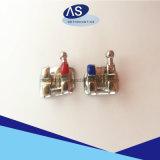 Ortodoncia MIM Soportes Soportes de metal soportes Dental con alta calidad
