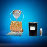 1: 1 borracha de silicone da cura RTV da platina para a carcaça do cimento