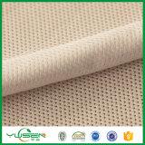 Ткань Knit полиэфира, шестиугольно/пули/ткани сетки картины Birdeyes