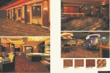Отель от стены до стены Axminster шерстяной ковер