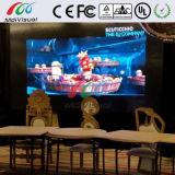 P4 Indoor Front Maintenance LED Display Sign / Module para Publicidade