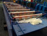 1000 rolamentos telhando do painel da folha da telha da parede que fazem a máquina
