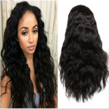 100 % de cheveux humains Glueless Full Lace Wig